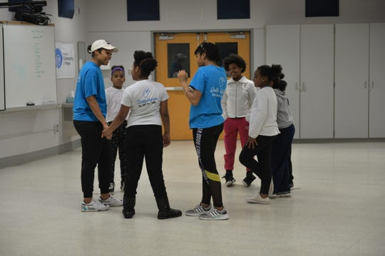 The Double Dutch Crew of York is the first competitive double dutch team in York and features youth from elementary to high school.