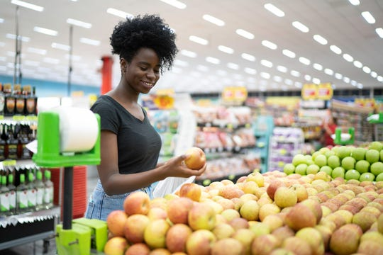 Bags for fruits and vegetables at your local grocery store will still be available.
