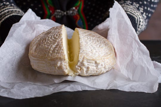 Dundee-basedBriar Rose Creamery won a 2020 Good Food Award for Maia, a washed rind cheese made with Ayrshire cow's milk from a dairy in Woodburn.