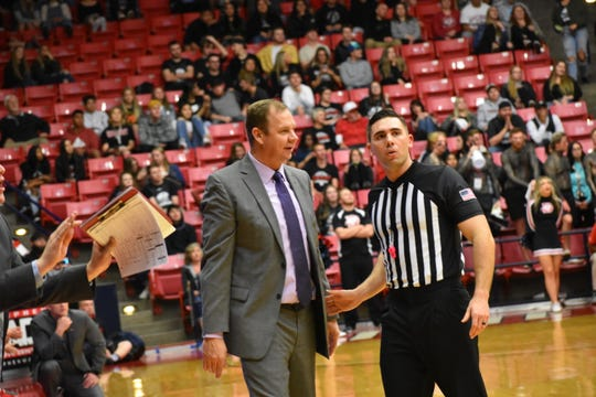 Dixie State's Division II Regional Tournament was cancelled by the NCAA Thursday afternoon.