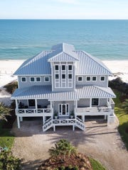 Wright in Paradise is one of the homes on the St. George Island Tour of Homes.