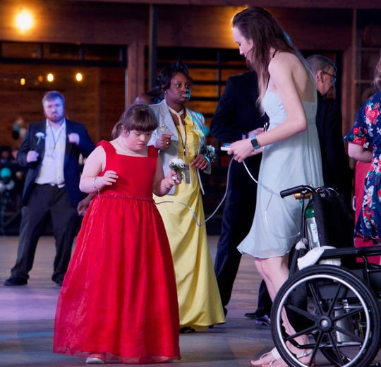 This year's Night to Shine in Tallahassee has special meaning as it honors a very special person - Kimmy Harvin.  Kimmy started at the Genesis Church about 4 years ago, at the age of 12, to participate in the Special Needs Church program.