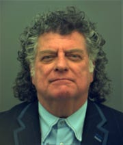 """William D. """"Billy"""" Abraham was arrested on a charge of driving while intoxicated on Wednesday in Downtown El Paso."""