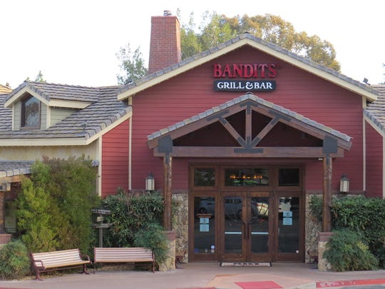Bandits' Grill & Bar is at 589 N. Moorpark Road in Thousand Oaks. The current location was built next to the original restaurant in 2004.