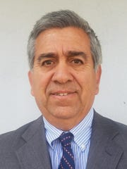 Enrique Petris, a Democrat from Oxnard, is running in the March 3 primary against incumbent Rep. Julia Brownley in the 26th congressional district.