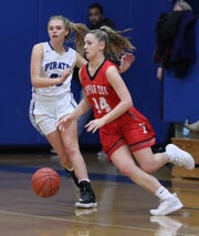 Tappan Zee basketball won 62-55 at Pearl River Jan. 29, 2020.