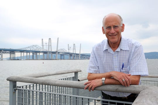 Greenburgh town Supervisor Paul Feiner wants the state to protect cyclists who will access the new bike path on the Gov. Mario M. Cuomo Bridge from the county's bicycle trailways. Feiner said Route 119 -- a straight path to the bridge -- is too dangerous for cyclists, many of whom might be unfamiliar with the busy roadway.