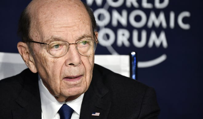 Secretary of Commerce Wilbur Ross announced a $1.7 million grant to the Commonwealth Utilities Corporation to assist with building a new water filtration system in Saipan.