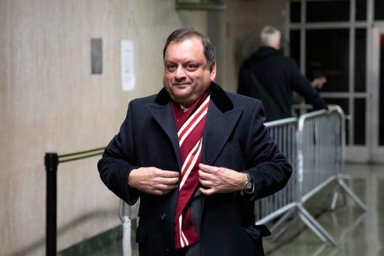 Attorney Dev Sen testified Jan. 30 that his firm, working for Weinstein, hired investigative firm Black Cube to spy on journalists working on Weinstein-related stories.