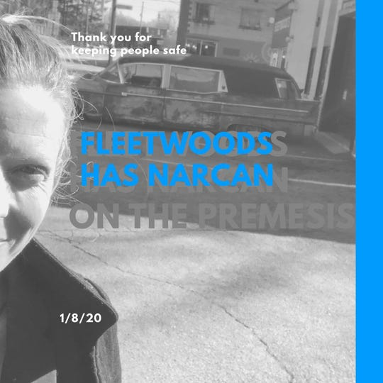 """""""It does seem like an unfortunate epidemic at the moment, said Mary Kelley, co-owner of Fleetwood's."""