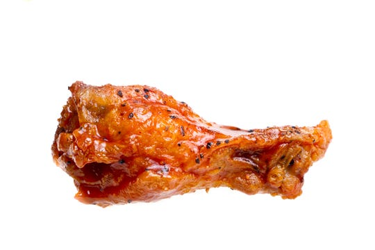 Wings are inexpensive and pair well with beer.