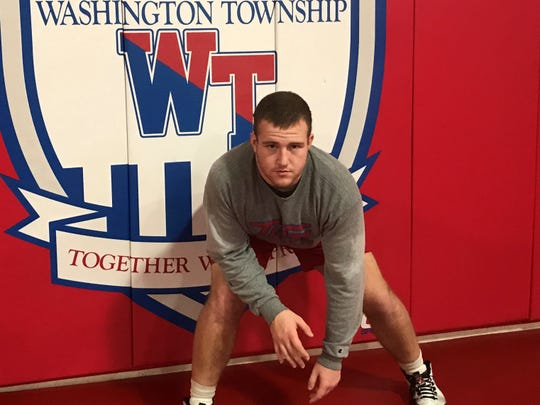 Washington Township senior Jack Dunn is a standout three-sport athlete, but is so much more for the Minutemen.