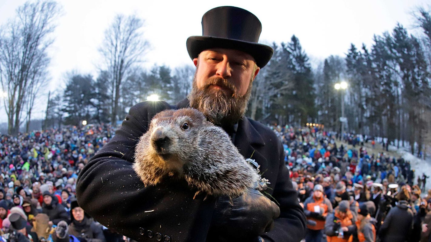 Groundhog Day 2020: No shadow means early spring! Unless ...