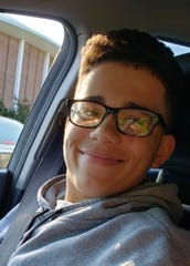 Thayne Wright, 15, of Des Moines was one of three people killed Jan. 30, 2020, in a shooting on the city's southeast side.