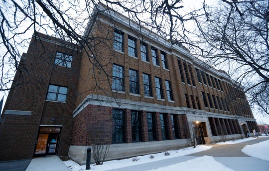A grand opening for the Whitney School Lofts, located at 215 N. Webster Ave., was held Jan. 30, 2020 in Green Bay, Wis.