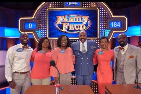 A Hattiesburg family, the Paytons, appeared on 'Family Feud' Jan. 30, and another episode will air Jan. 31.