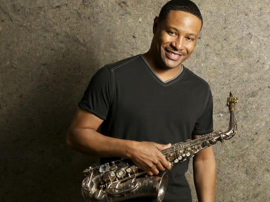 Saxophone player Kim Waters will perform Feb. 14-15 at the Jazz Kitchen.