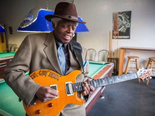 Governor Davis will perform Feb. 14 at Birdy's as part of the Indy Winter Blues Fest.