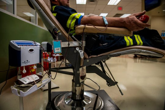 There's an effort among blood donation centers across the country to help in research in a possible method for treating COVID-19, and Lifeline Blood Services is asking those in West Tennessee who can to join the effort.