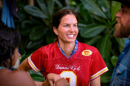 """Danni Boatwright is competing on """"Survivor: Winners at War."""""""