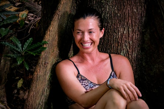 """Parvati Shallow is competing on """"Survivor: Winners at War."""""""