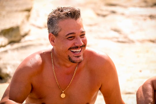 """Boston Rob Mariano is competing on """"Survivor: Winners at War."""""""