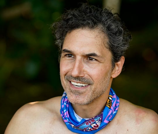 """Ethan Zohn is competing on """"Survivor: Winners at War."""""""