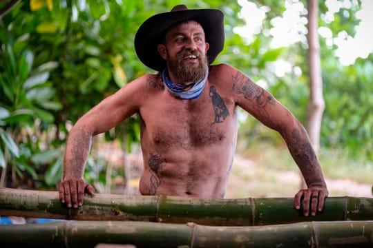 """Ben Driebergen is competing on """"Survivor: Winners at War."""""""