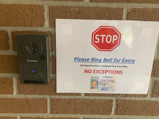 All West Feliciana Schools have buzzer systems that control access into schools.