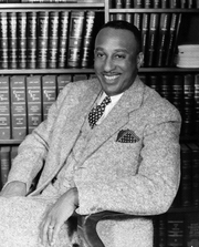 Charles W. Anderson, Jr. (1907-1960) - Kentucky's first African American legislator in the South since Reconstruction.
