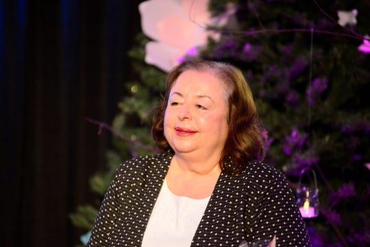 Zoi Romanchuk of PR Machine Words won the 2020 ATHENA Award.