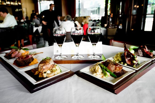 Flight Restaurant and Wine Bar was voted one of the top 100 romantic restaurants in America by OpenTable in 2019.
