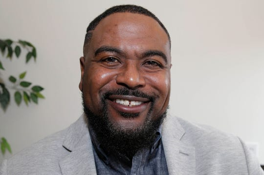 Lafayette Crump is the deputy chief of staff and vice president of inclusion and diversity of the 2020 Democratic National Convention.