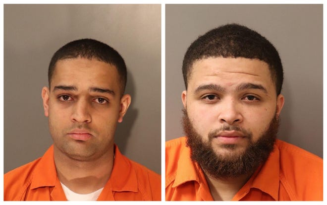 Christian Esco and Joshua Esco were charged with trafficking drugs.