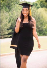 Alexis Moss, a student at Alabama State University, was fatally wounded at a Spruce Street house party in September.