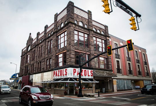 Pazols in downtown Muncie is celebrating 100 years of business this year.