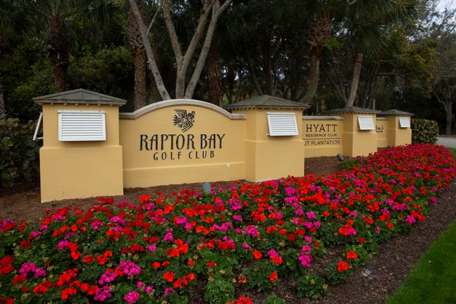 Raptor Bay Golf Club is pictured on Friday, Jan. 30, 2020 in Bonita Springs.