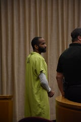 Robert Letroy Howard appearedFriday morning at a scheduling hearing beforeSenior Judge Michael Jones to setthe start ofhis trial.