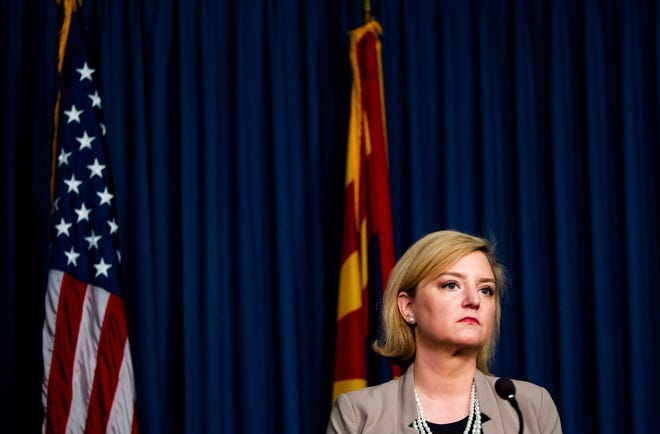 Maricopa County Attorney Allister Adel is seeking treatment for anxiety.