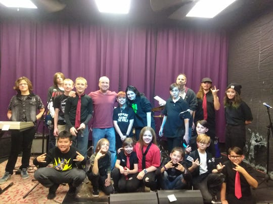 These School of Rock students will be paying tribute to Green Day at the Rebel Lounge.