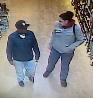 Springettsbury Township Police are seeking the public's help in trying to identify the individuals in the photo in connection to a recent retail theft.