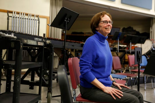 Mary Lou Boderman, the Salem-Keizer Public Schools Coordinator of Music and Drama, is retiring this year.