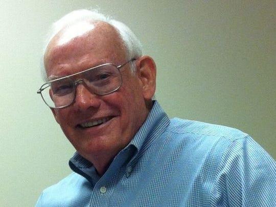 Pastor Darrell Smith