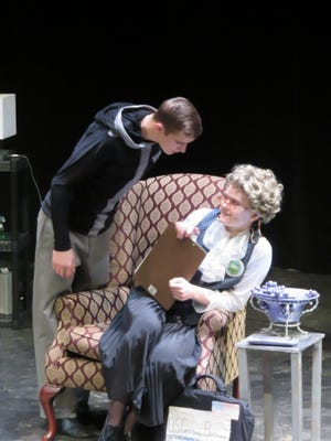 """Strangers in Town,"" performed at the 2018 Tantara One-Act Festival"