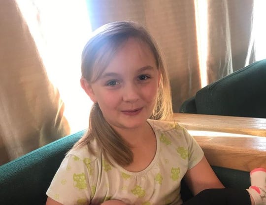Serenity Dennard in shown in one of her last known photos. A year after she ran away, Serenity's disappearance remains a heartbreaking mystery for many people in western South Dakota an beyond. Anyone with information about Serenity is asked to call 605-394-6115.