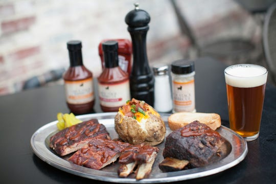 Jack Stack serves some of the best barbecue in Kansas City.