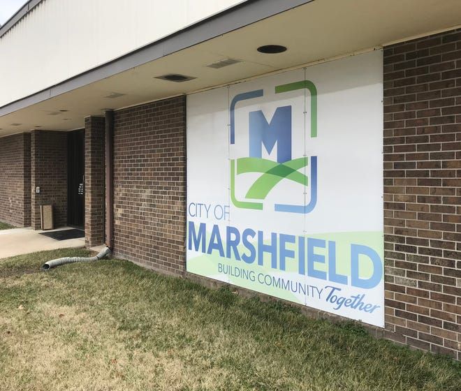 "The city of Marshfield's slogan -- ""Building Community Together"" -- no longer seems to match the current state of political affairs."