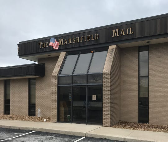 To find out what's going on in Marshfield, I went to the Marshfield Mail.
