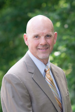 Mike Sutherland, new director of Missouri State Parks.