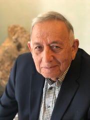 Retired math teacher and Air Force veteran Robert Salas, a Democrat from Ojai, is running for congress in the 26th district.
